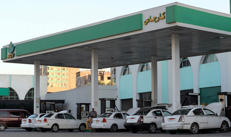 As petrol prices rise, more Egyptians convert to dual-fuel vehicles By