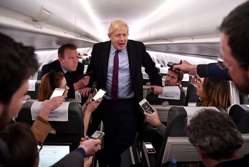 We can rip up the EU rule book, PM Johnson tells UK voters By Reuters
