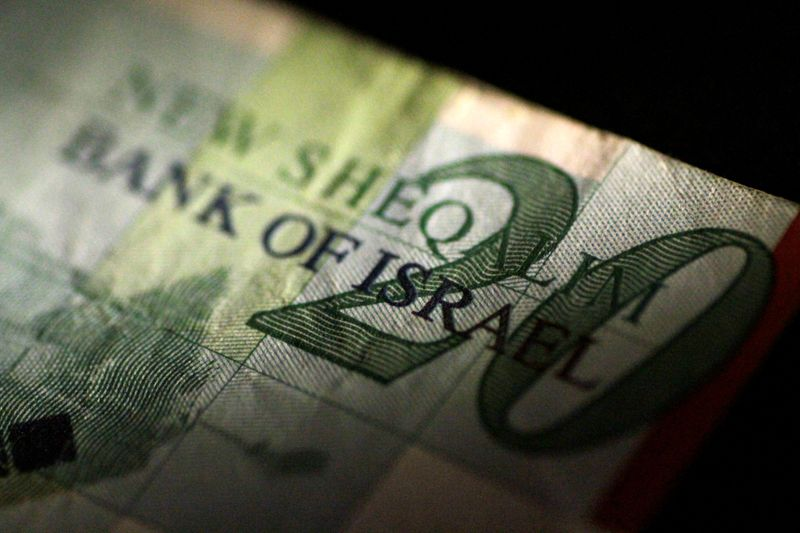 Bank of Israel intervention needs to be bold to halt shekel gains By Reuters