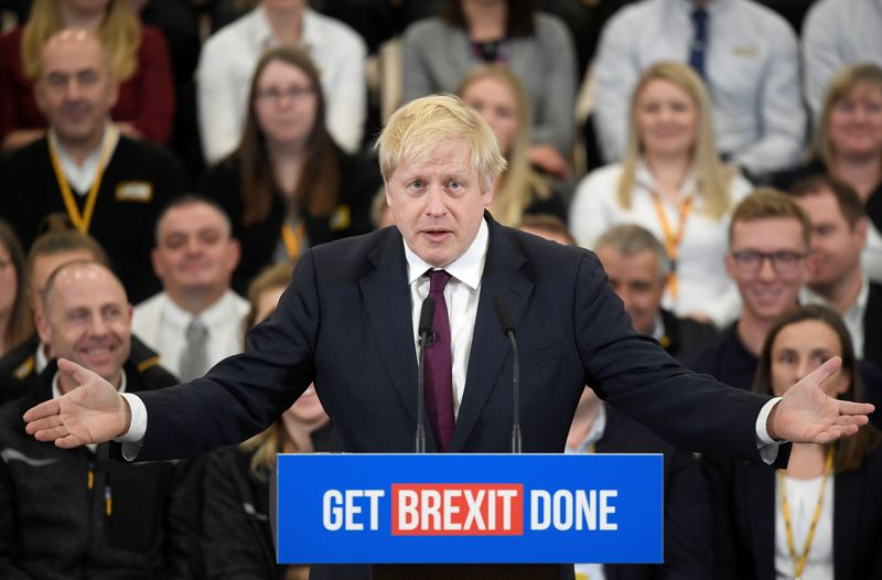We can rip up the EU rule book, Johnson tells UK voters By Reuters