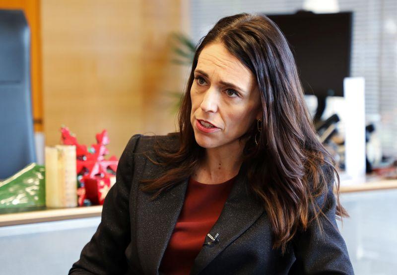 Exclusive: Disasters, downturn challenge New Zealand's Ardern going in
