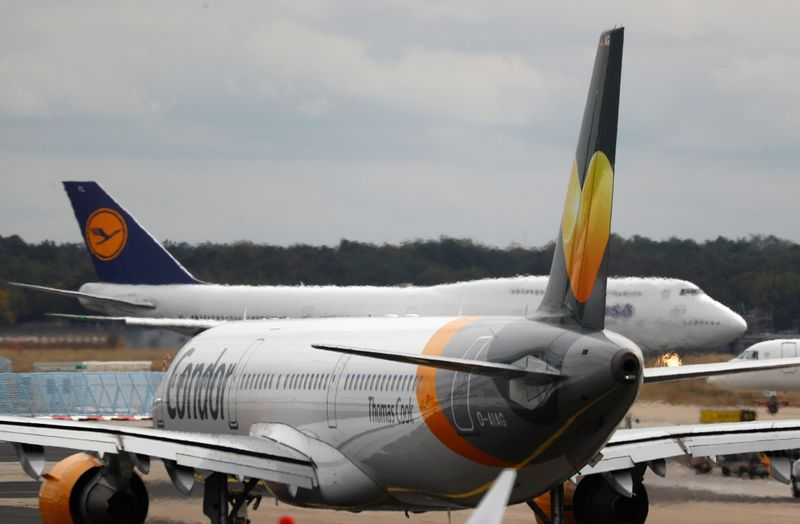 Germany to repay customers of insolvent Thomas Cook as insurance insuf