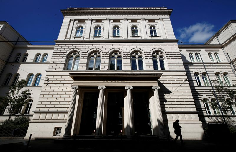Germany's Warburg offers to repay money in sham trading trial By Reute