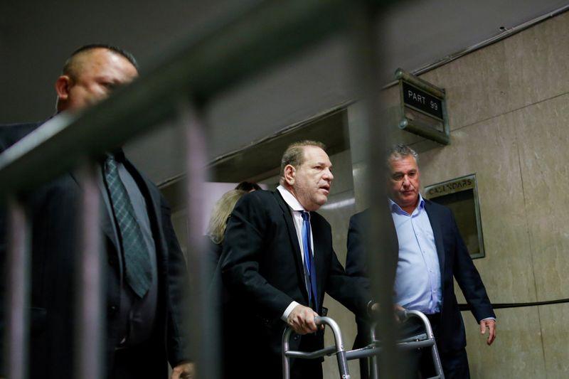 Harvey Weinstein reaches tentative $25 million settlement with accuser