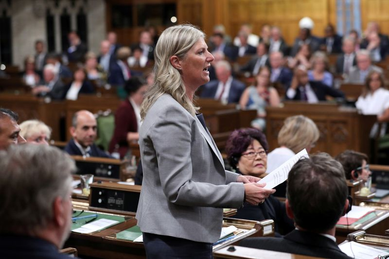 Canada opposition MPs could delay ratification of trade pact with U.S.