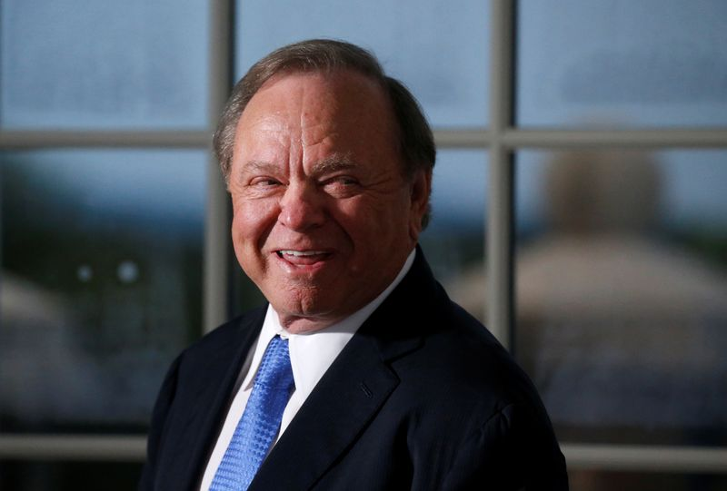 Continental Resources says founder Hamm to step down as CEO By Reuters