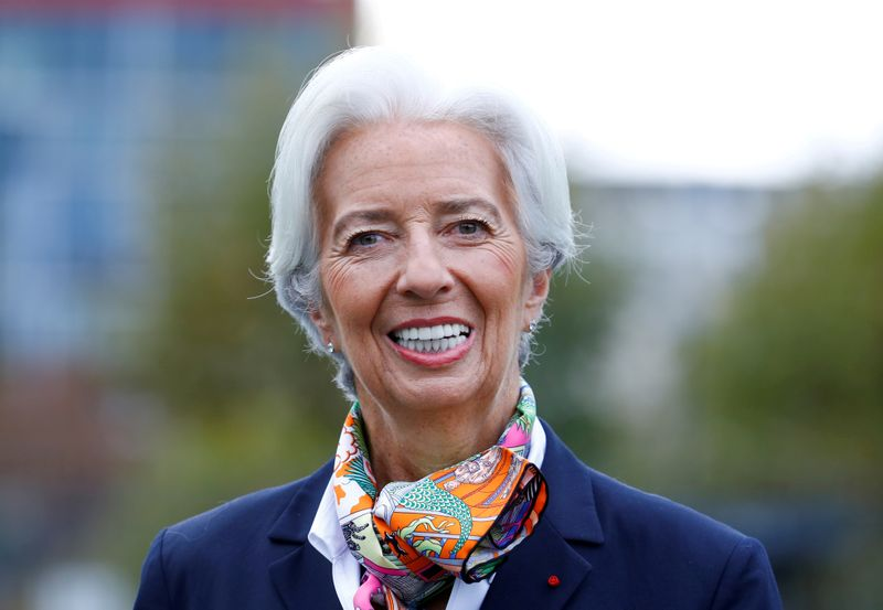 Lagarde in the spotlight at first ECB meeting By Reuters
