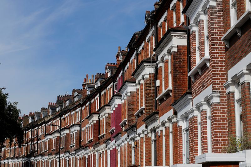 UK house prices fall at fastest rate in seven months: RICS By Reuters
