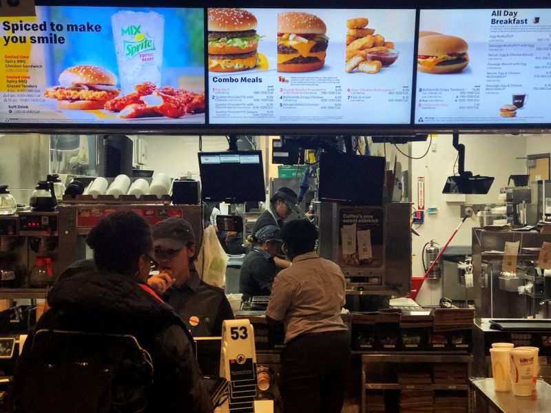 U.S. labor board approves McDonald's bid to settle case by franchise w