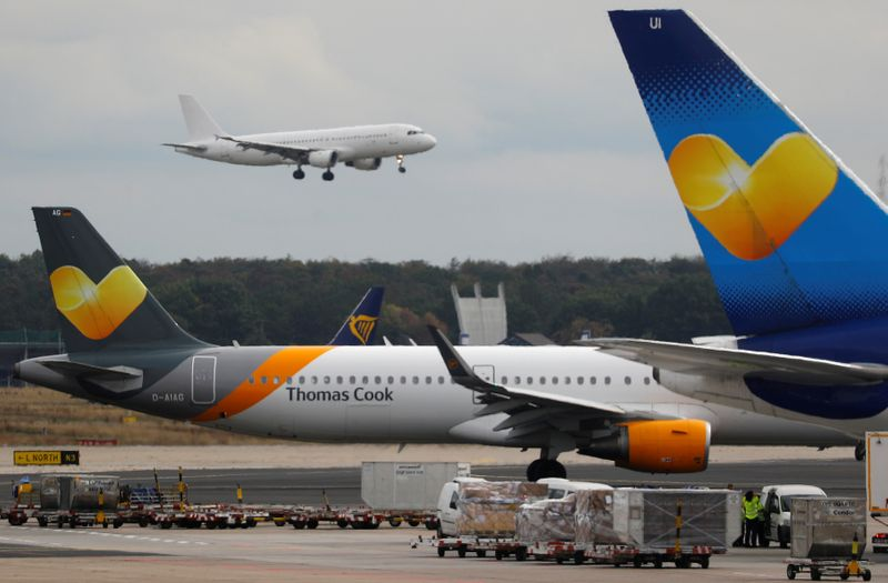 Private equity bidders line up for Thomas Cook airline Condor - Wirtsc