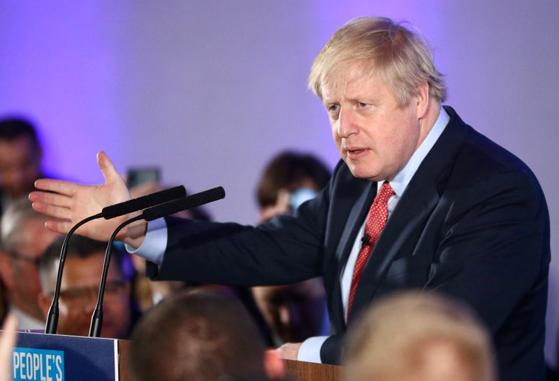 Victory for nationalism - Johnson's win puts UK's future in doubt By R