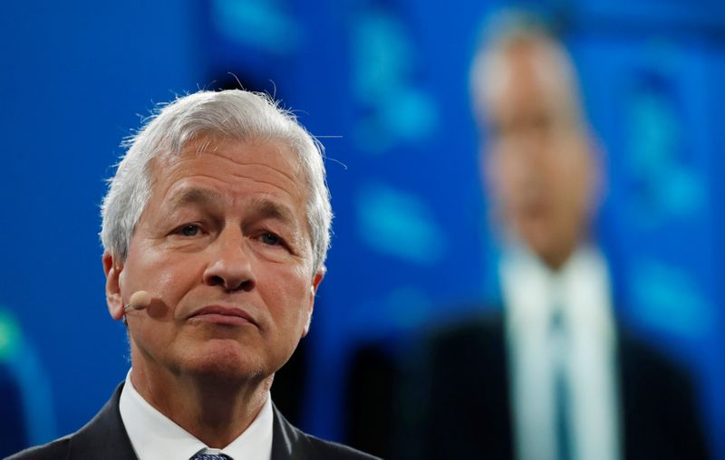 Jamie Dimon denounces 'racism and hate in any form' in memo to staff B