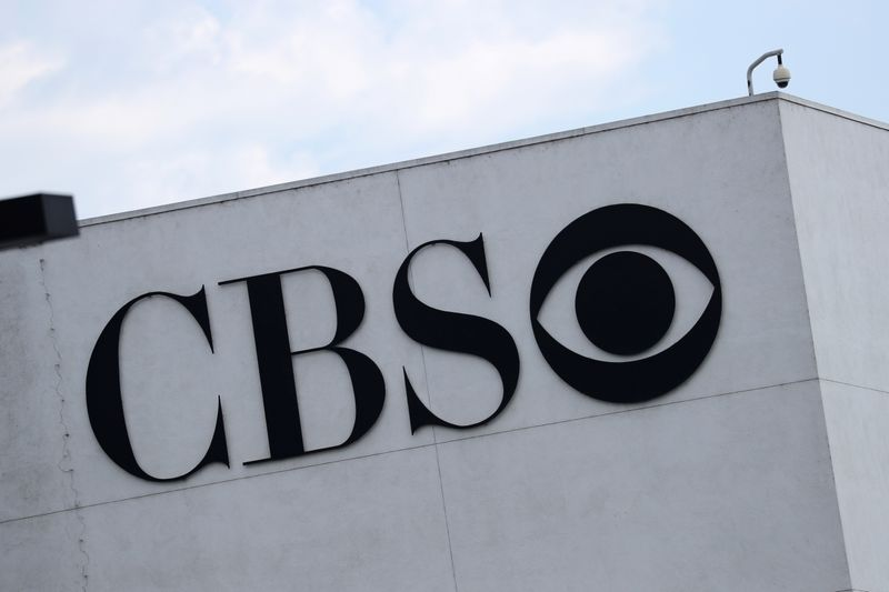 Producer on U.S. TV show '60 Minutes' sues CBS for alleged gender disc