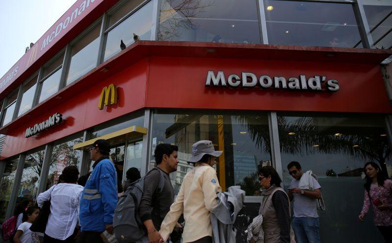 McDonald's shuts all Peru restaurants to mourn dead workers