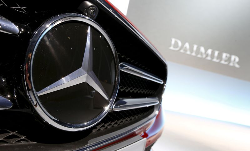 Daimler agrees to $20 million settlement over U.S. vehicle recalls