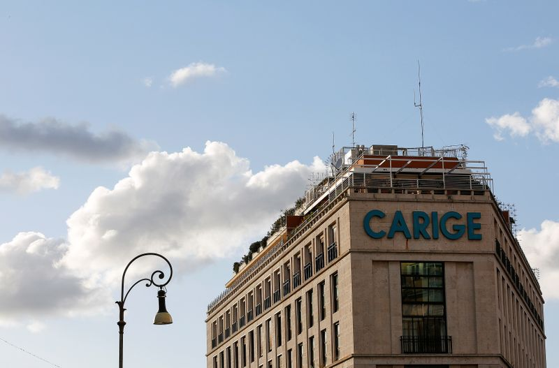 Ex TIM CFO, former UniCredit executive vie for CEO job at Carige: sources