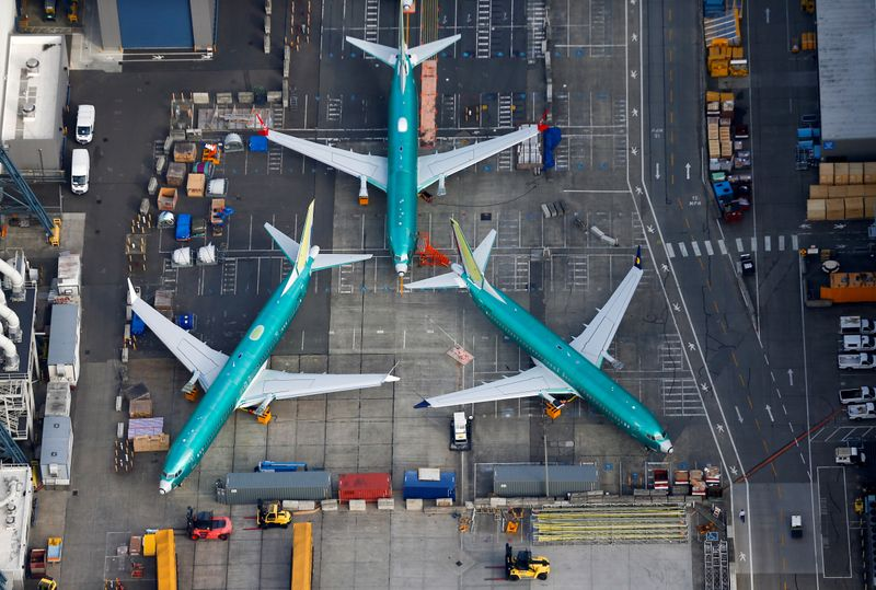 Boeing fires CEO Muilenburg to restore confidence amid 737 crisis