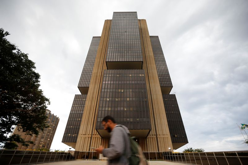 Brazil proposes central bank bill to gird against banking crisis