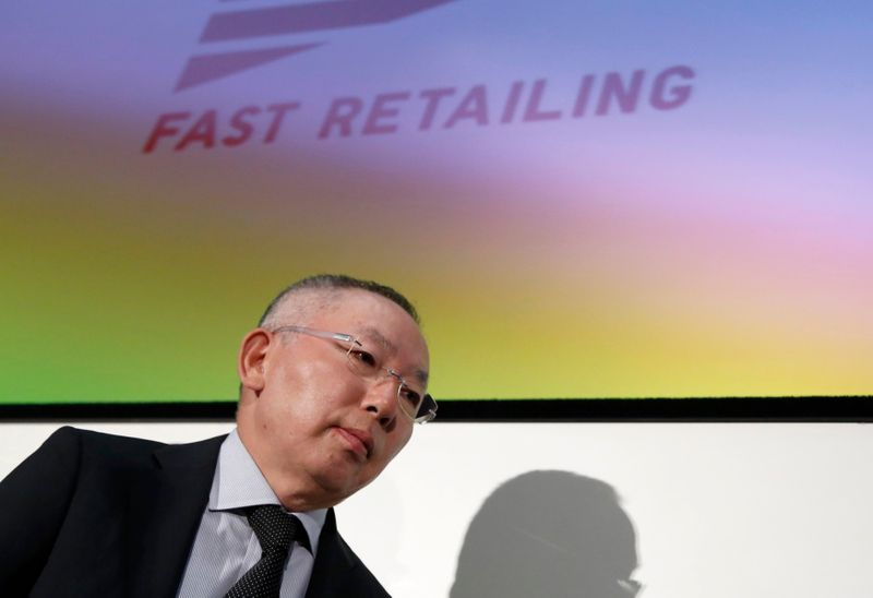 Uniqlo founder Yanai resigns as SoftBank board member By Reuters
