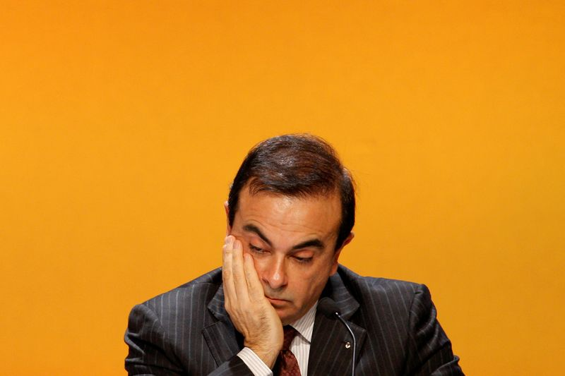 Ghosn fled Japan after security firm hired by Nissan stopped surveillance