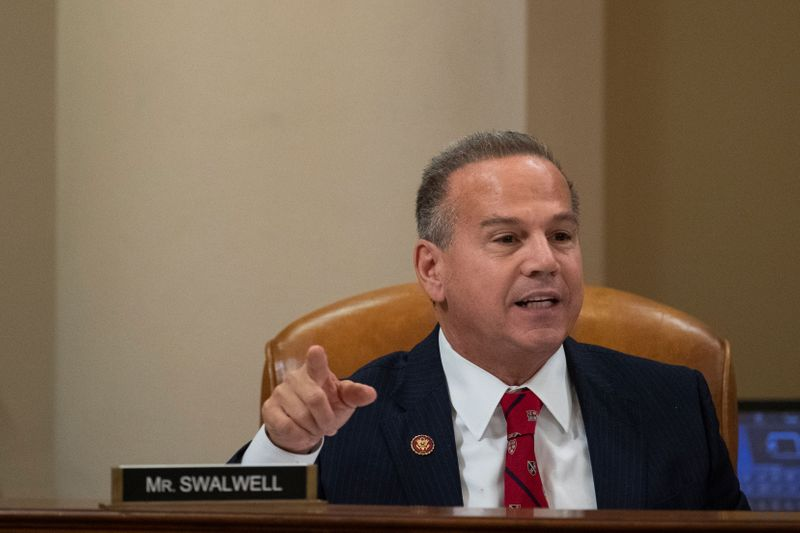 Democratic lawmaker presses antitrust enforcers on company ties, settlements