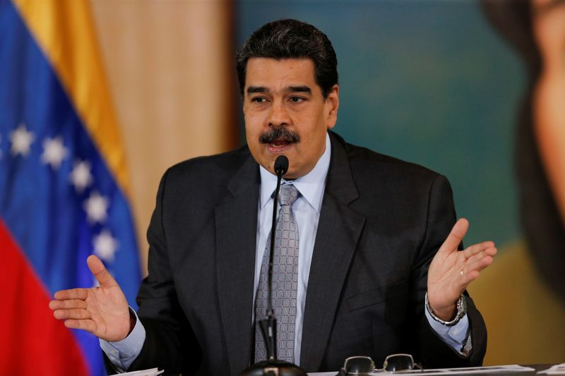 Venezuela's Maduro seeks oil contract changes with congressional shake