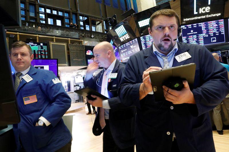 Soulagement de mise � Wall Street, qui atteint de nouveaux records