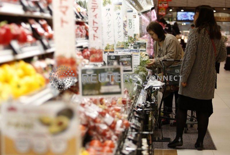 Japon: Nouveau déclin en novembre des dépenses des ménages