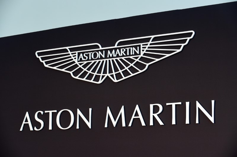 China's Geely in talks to take stake in Aston Martin: FT By Reuters