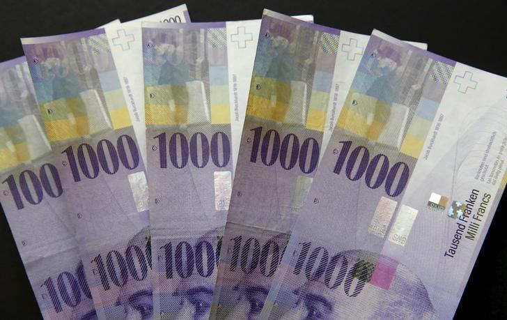 スイス、通貨操作を否定 米為替報告での監視対象入り受け