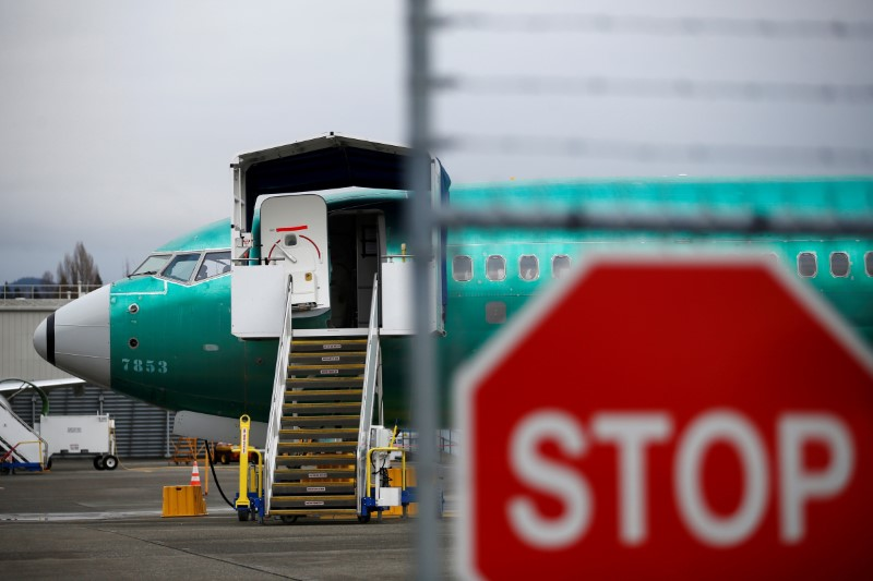 Malaysia Airlines suspends Boeing 737 MAX deliveries due to jet's grou