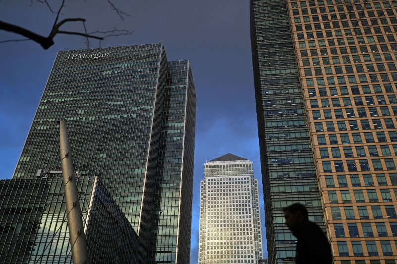 A thousand EU financial firms plan to open UK offices after Brexit By