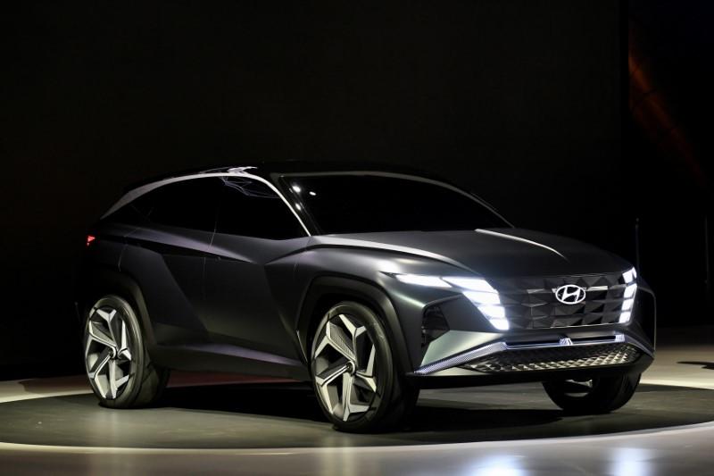Hyundai fourth-quarter profit beats view on brisk SUV sales, shares jump 5%