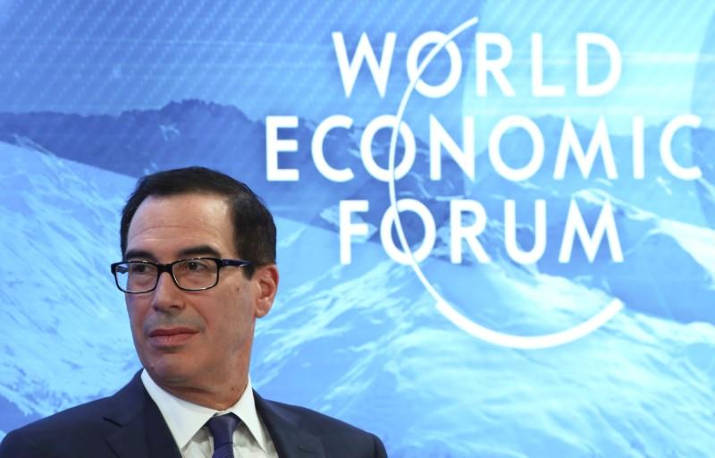 Get an economics degree Greta, then let's talk: U.S. Treasury chief By