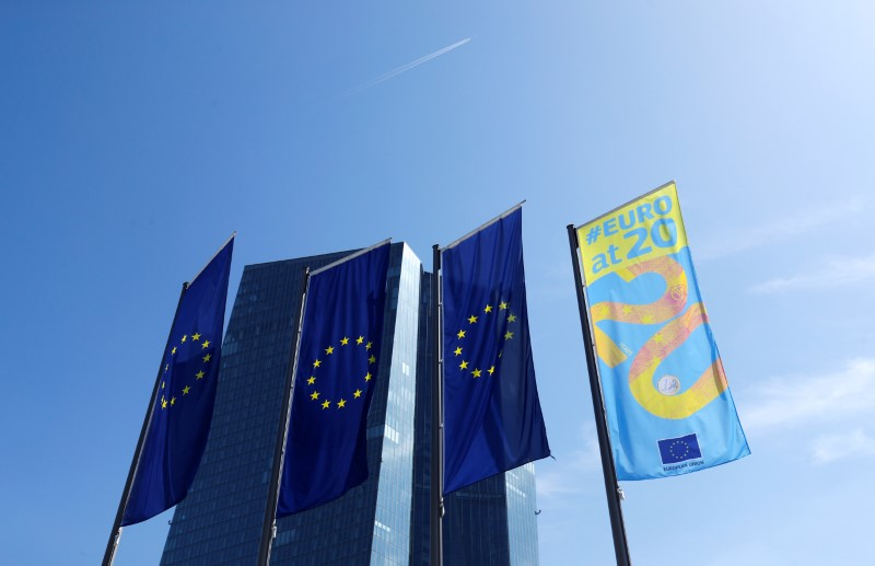 ECB launches review, keeps policy on hold By Reuters