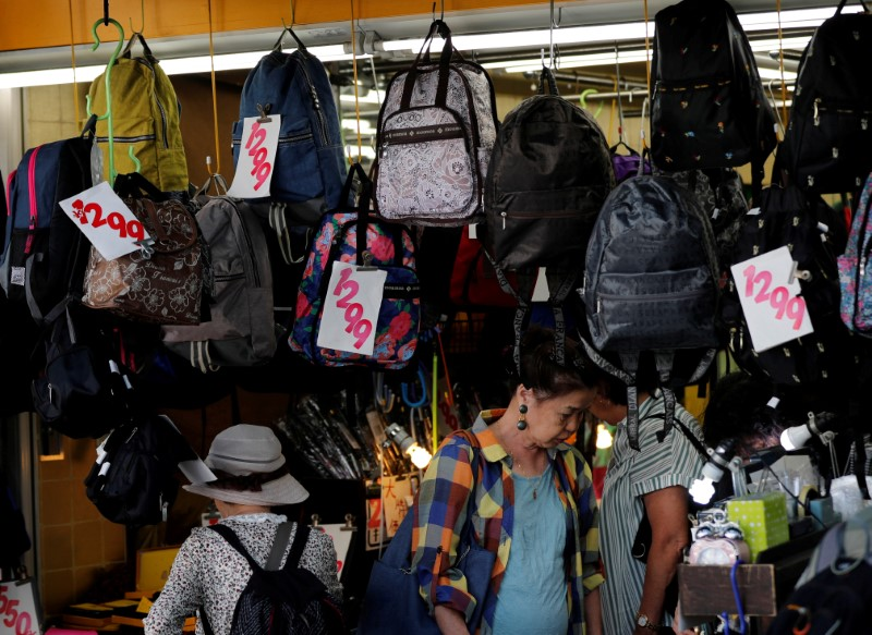 Japan December core consumer inflation ticks up, but far from BOJ's ta