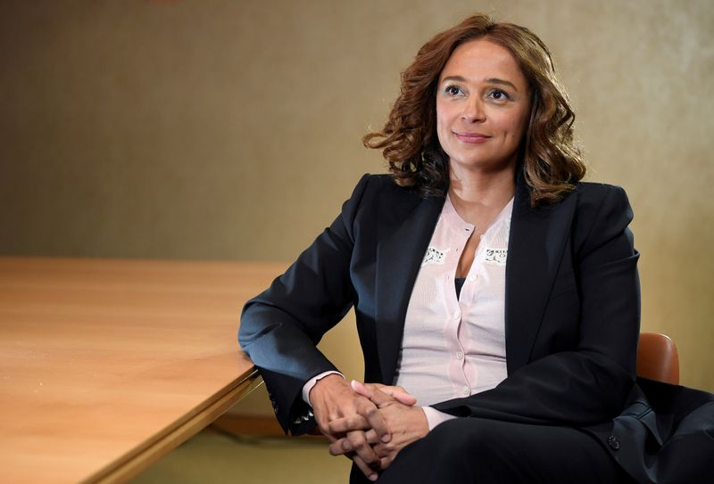 Angola's Isabel dos Santos to relinquish stake in second Portuguese fi