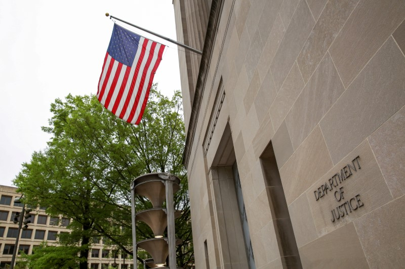 U.S. Justice Dept. plans to hold meeting to discuss tech industry liab