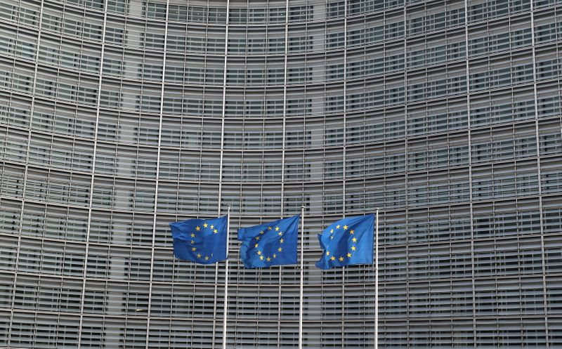 EU plans more protectionist antitrust rules, data sharing in policy sh