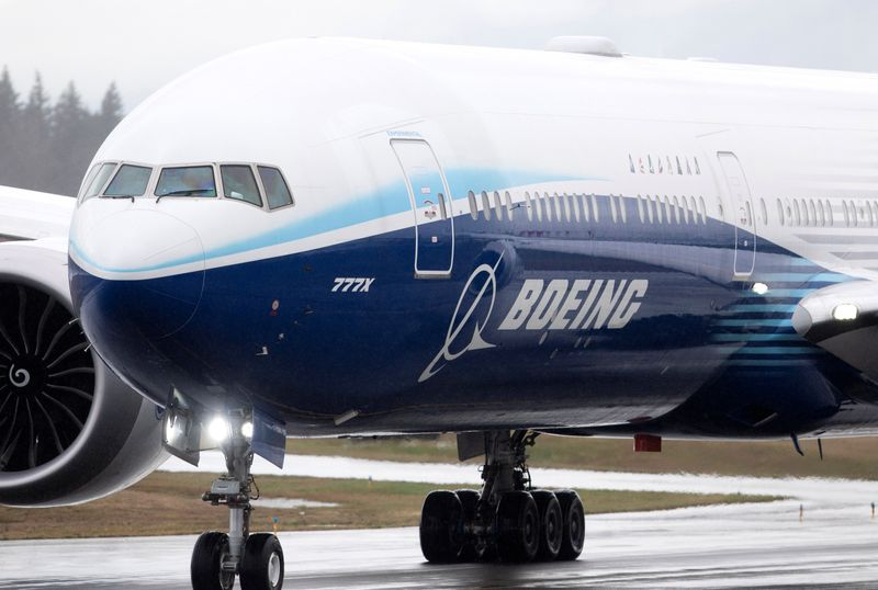 Boeing's 777X jetliner successfully completes maiden flight By Reuters