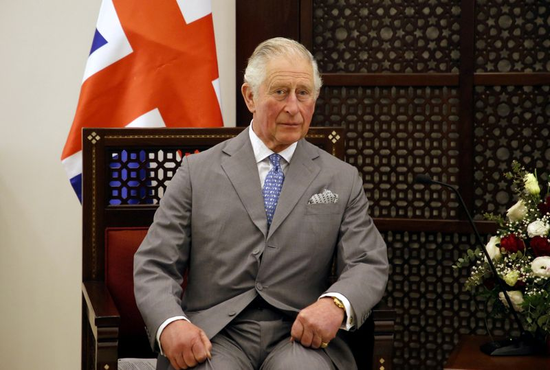 Prince Charles wants to visit Iran - Sunday Times By Reuters
