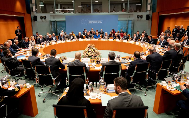 Several countries have breached arms embargo agreed at Libya summit: U