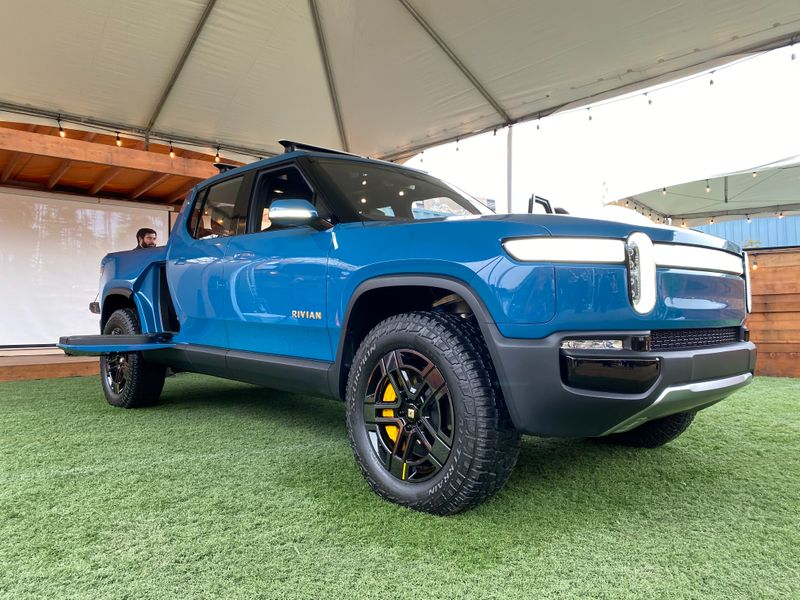 Electric vehicle maker Rivian: expect prices lower than previously ann