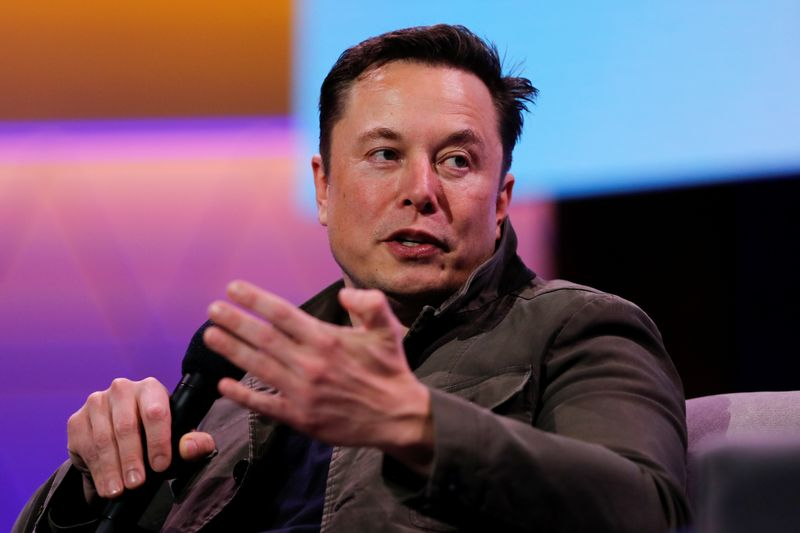 Tesla's Musk seeks to allay water concerns at factory site after prote