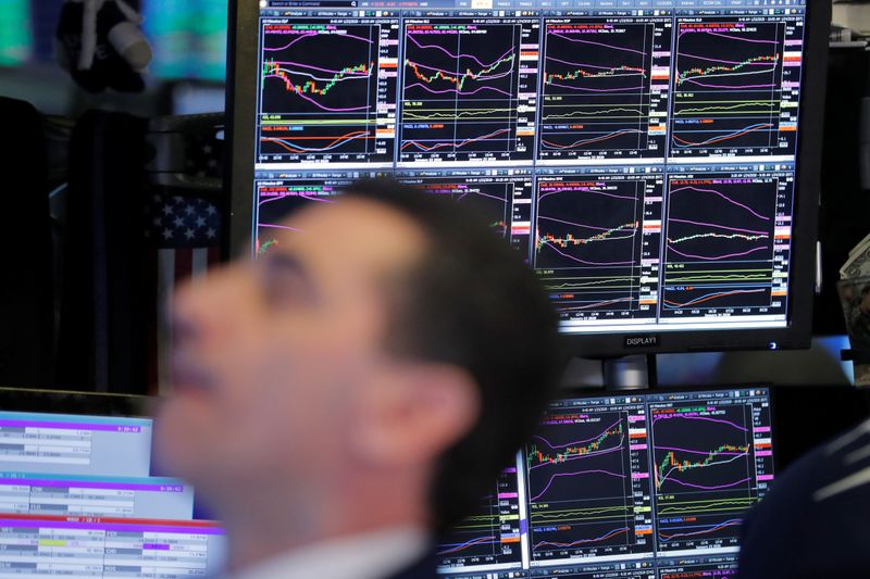 Wall Street tumbles as virus fuels economic worry