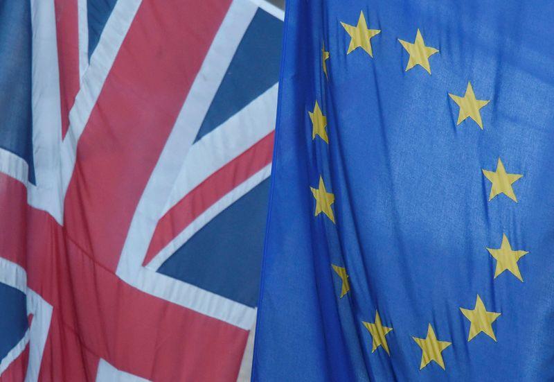 Britain outlines 'Taskforce Europe' post-Brexit negotiating team By Re