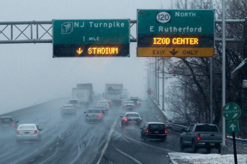 U.S. motorists drove less in November than year earlier