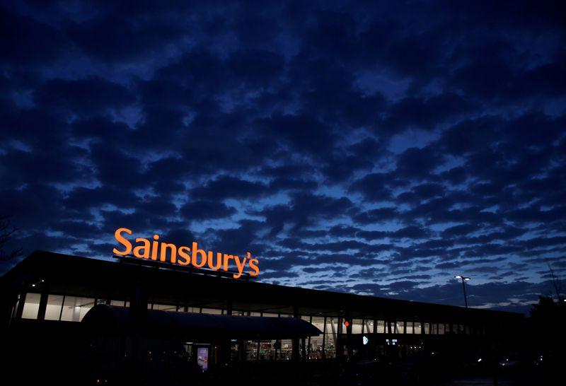 Sainsbury's targets 2040 for net zero emissions, criticizes UK goal