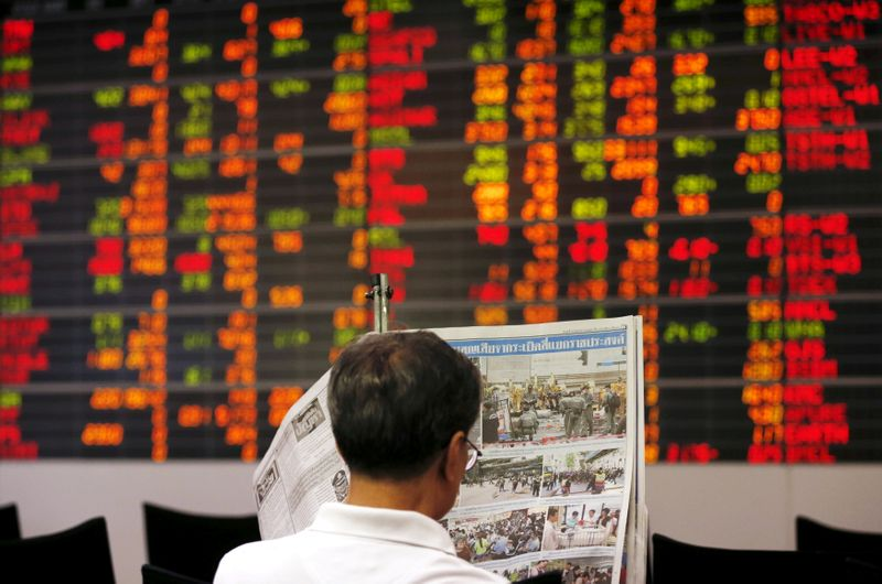China proxies bear the brunt of investor concerns on virus By Reuters