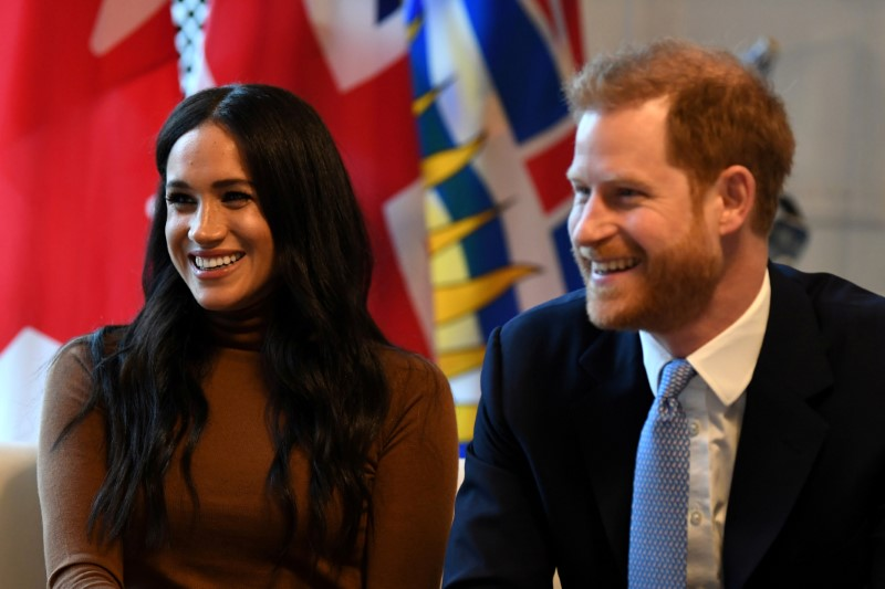 Canada's fashion industry hopes for royal boost with arrival of Harry